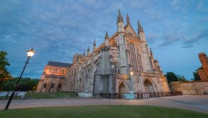 Picture of Winchester Cathedral, near Steele and Co Removals Winchester